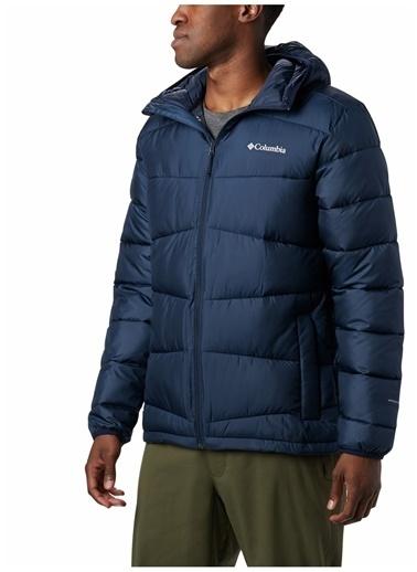 Columbia Columbia WO0943 Fivemile Butte Hooded Erkek    Mont Mavi